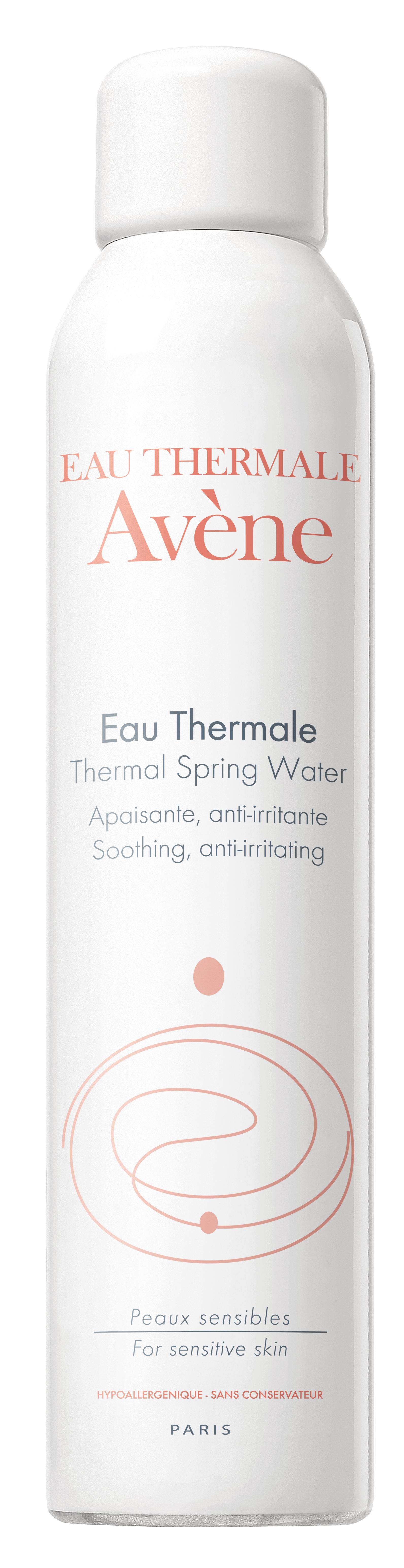 Agua termal de Avène