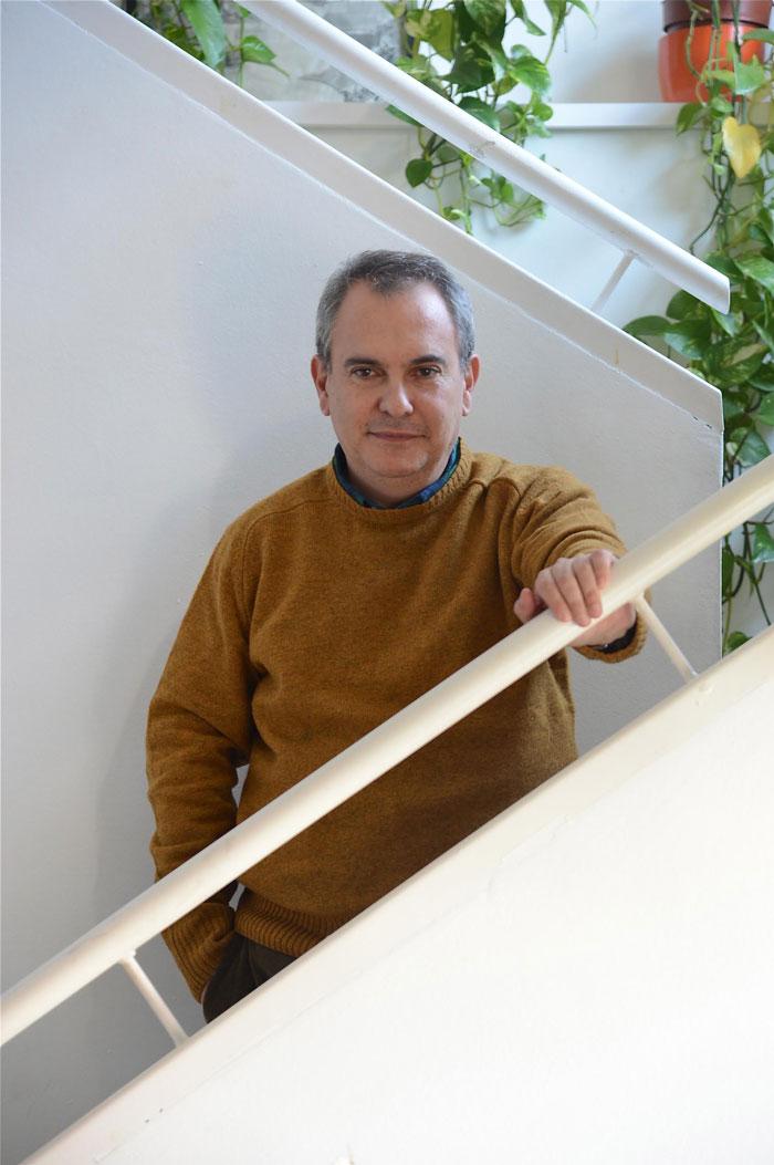 Pablo d'Ors. Foto Manuel Charlón