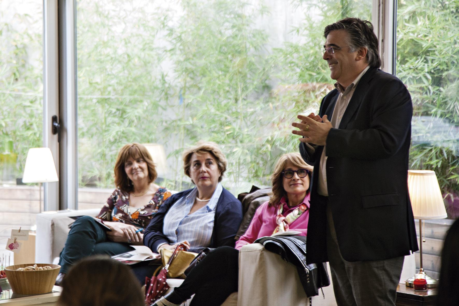 Joan Vidal en el club LVR