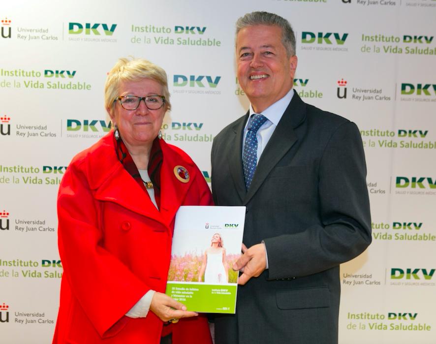 Instituto DKV vida saludable