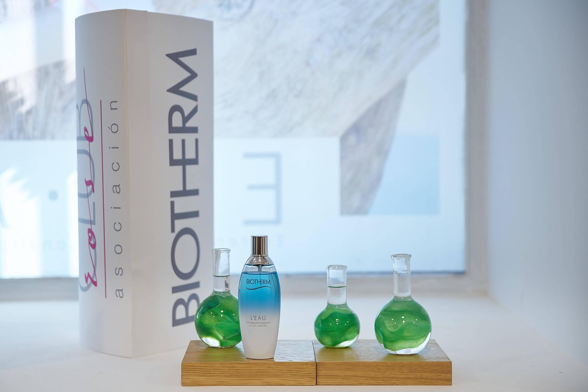 L'Eau de Biotherm, spray perfumado que da energía al cuerpo