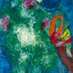 Madre e hijos Marc Chagall