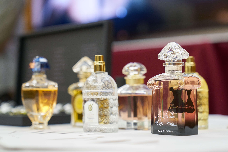 La magia del perfume