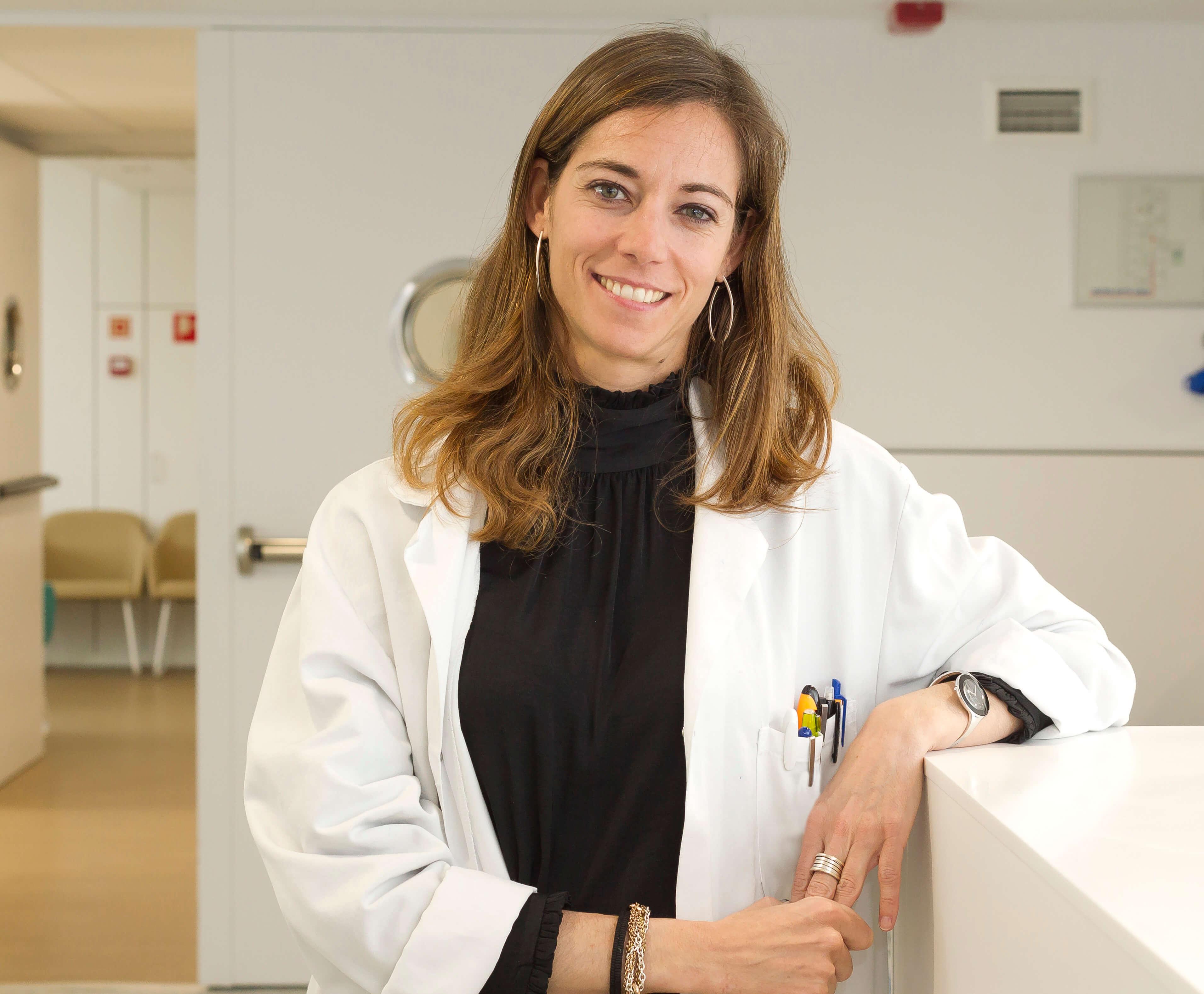 Dra Esther Holgado INMUNOTERAPIA EN TUMORES DE LA MUJER