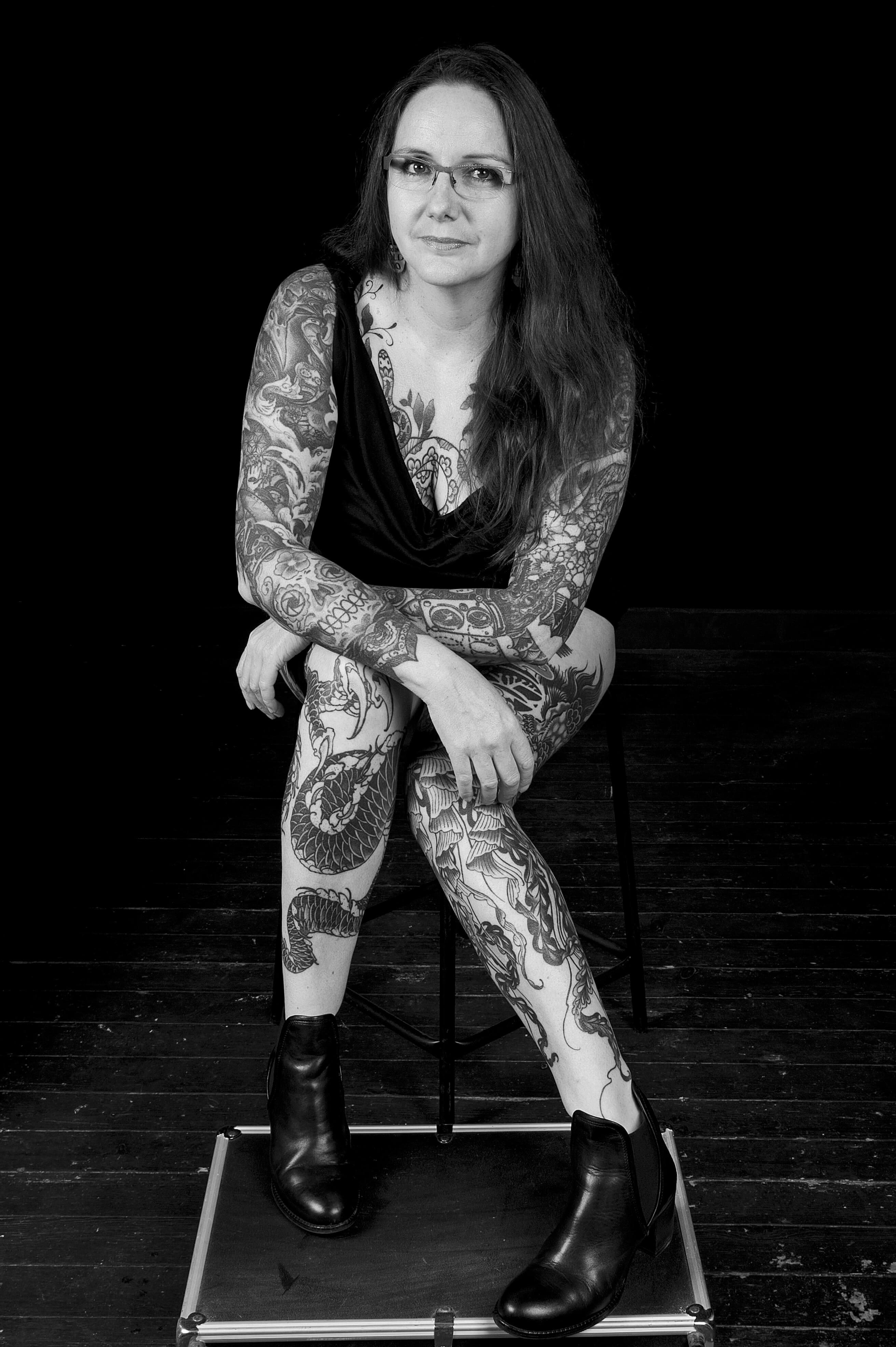Tatuarse Foto ©Eleni Dimitriadi-Chailleux