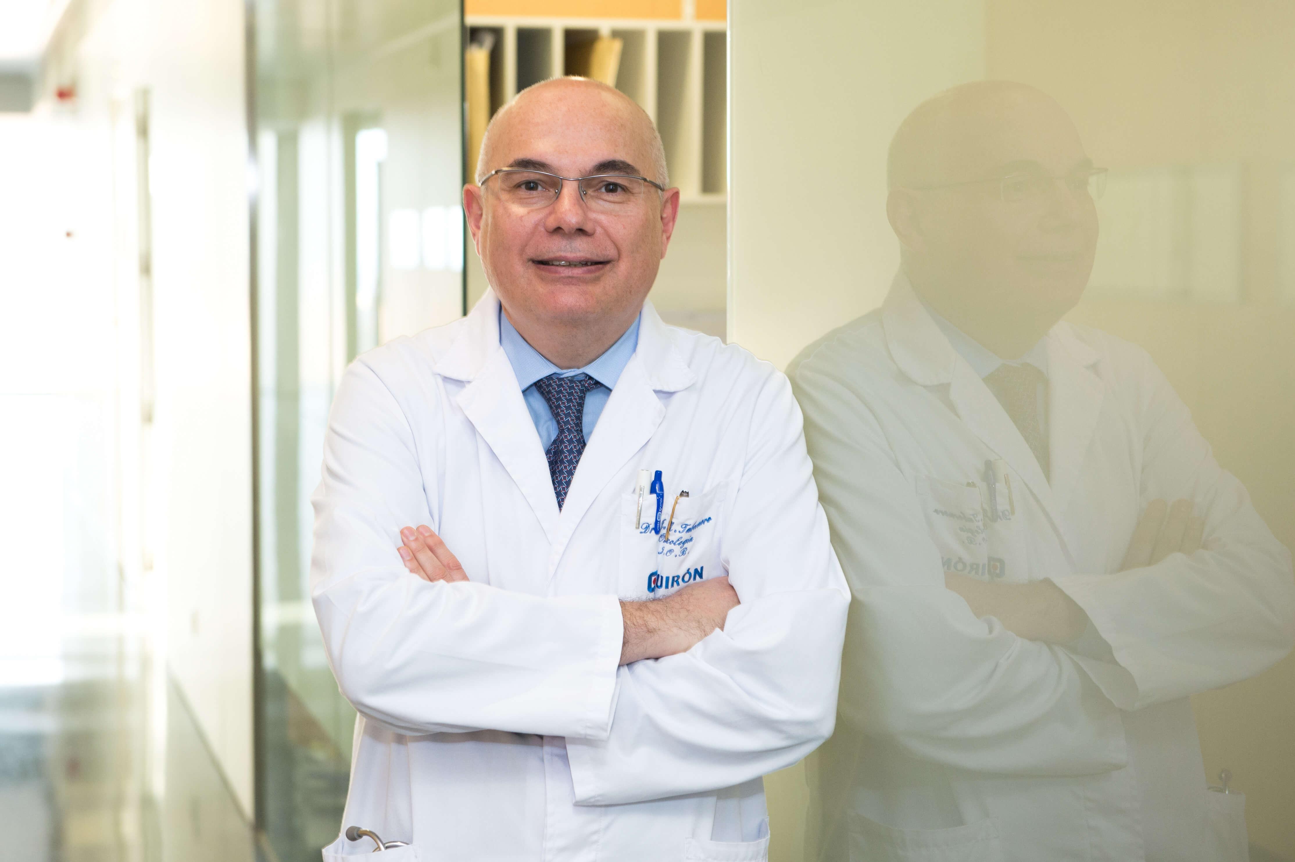 Día Mundial del Cáncer. Dr.Josep Tabernero Créditos IOB