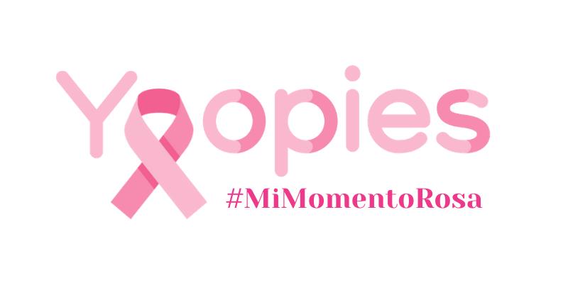 Yoopies se compromete y sensibiliza con la prevención del cáncer de mama lanzando el movimiento #mimomentorosa